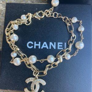 Chanel Classic Pearl Bracelet